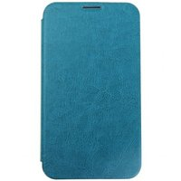 Чехол книжка Flip Case для Samsung Galaxy Note 3 N9000 голубой