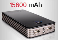 Внешний аккумулятор для iPhone 5s / 5 / SE / 5c, iPad mini, iPad Air - Yoobao March Power Bank 15600 mAh