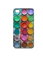 Чехол накладка для iPhone 5 / 5s / SE краски