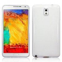 Силиконовый чехол для Samsung Galaxy Note 3 N9000 белый