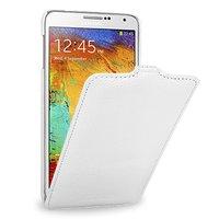 Кожаный чехол Melkco для Samsung Galaxy Note 3 N9000 белый - Melkco Leather Case Jacka Type White LC