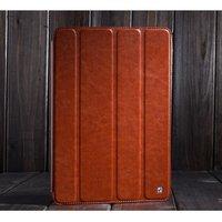 Кожаный чехол HOCO для iPad Air (iPad5) коричневый - HOCO Crystal Leather Case for iPad Air Brown