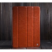 Кожаный чехол HOCO для iPad Air (iPad5) коричневый - HOCO Crystal Leather Case for iPad Air Brown