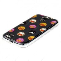 Силиконовый чехол для Samsung I9500 Galaxy S IV утята