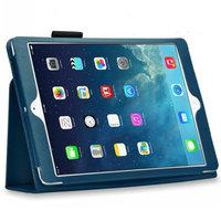 Чехол книга Mobi Cover для iPad Air 5 синий