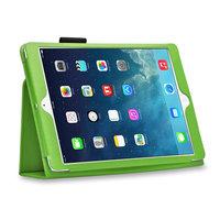 Чехол книга Mobi Cover для iPad Air 5 зеленый