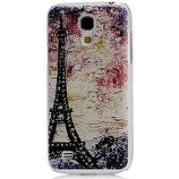 Накладка  для Samsung GT-I9190 Galaxy S4 Mini Париж
