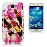 Чехол силиконовый для Samsung Galaxy S4 помада
