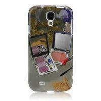 Чехол силиконовый для Samsung Galaxy S4 тени и румяна