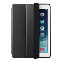 Чехол обложка с задней крышкой для iPad Air 5 - Smart Case Type Black черный