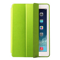 Чехол обложка с задней крышкой для iPad Air 5 - Smart Case Green зеленый