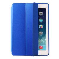 Чехол обложка с задней крышкой для iPad Air 5 - Smart Case Type Blue синий