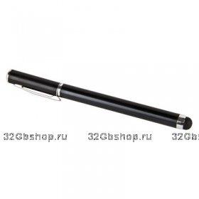 Стилус-ручка для iPhone 5 черный