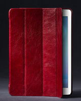 Чехол из натуральной кожи Borofone для iPad Air - Borofone General series Wine Red