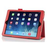 Чехол книга Mobi Cover Smart для iPad Air 5 красный