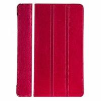 Кожаный чехол с белой полосой Borofone для iPad Air - Borofone Grand series Leather case Rose