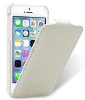 Чехол книжка с откидным верхом Art Case для iPhone 5c белый