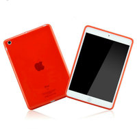 Силиконовый чехол для iPad Air 5 красный Smart Silicone Back Cover Red