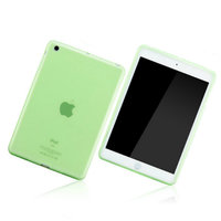 Силиконовый чехол для iPad Air 5 зеленый Smart Silicone Back Cover Green
