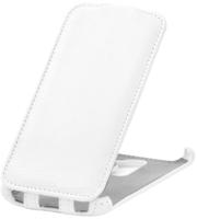 Белый чехол книга Armor Case для LG Optimus G2 mini D618