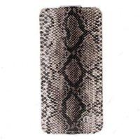 Чехол книга Rada для iPhone 5 / 5s / SE змея
