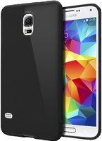 Ультратонкий чехол для Samsung Galaxy S5 i9600 черный - Ultra Thin Black Case for Samsung S5