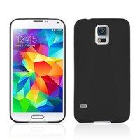 Ультратонкий чехол для Samsung Galaxy S5 mini черный - Ultra Thin Black Case
