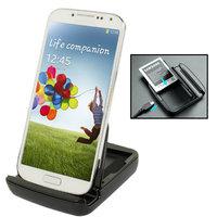 Черная док станция для Samsung Galaxy S4 IV зарядка для телефона и аккумулятора - Phone & Battery Docking Station