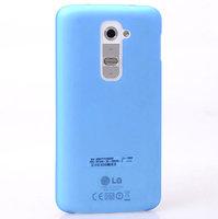 Ультратонкий голубой матовый чехол для LG Optimus G2 0.3mm Ultra Thin Slim Matte Case Blue