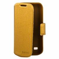 Чехол Kooso для Samsung Galaxy S4 mini i9190 Золотой