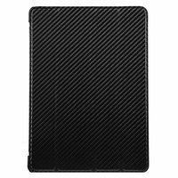 Чехол Melkco для iPad Air Leather Case Slimme Cover Carbon Fiber Pattern - Black