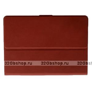 Чехол книга Mobi Cover Smart Case 360 для iPad Air iPad 5 с вращающейся задней накладкой коричневый