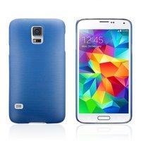 Ультратонкий чехол для Samsung Galaxy S5 mini синий - Ultra Thin Blue Case