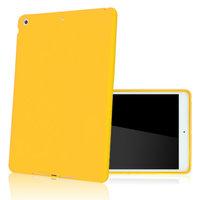 Силиконовый чехол для iPad Air 5 глянцевый желтый Smart Silicone Back Cover Yellow