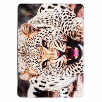 Чехол Jisoncase для iPad Air 5 леопард