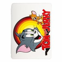 Чехол Jisoncase для iPad Air 5 Tom and Jerry (Том и Джери)