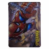 Чехол Jisoncase для iPad Air 5 Spider-Man Спайдермен