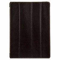 Кожаный чехол Melkco для iPad Air коричневый — Melcko Leather Case Slimme Cover Brown LC