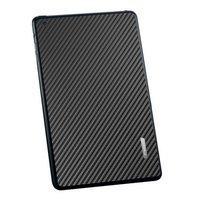 Черная карбоновая наклейка SGP для iPad mini - SGP Skin Guard Carbon Black