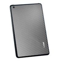 Серая карбоновая наклейка SGP для iPad mini - SGP Skin Guard Carbon grey