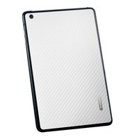 Белая карбоновая наклейка SGP для iPad mini - SGP Skin Guard Carbon White