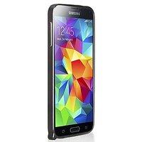Черный алюминевый бампер для Samsung Galaxy S5 mini