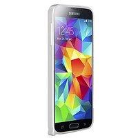 Серебряный аллюминевый бампер для Samsung Galaxy S5 mini
