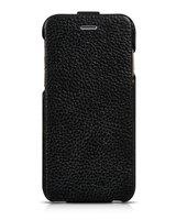 Кожаный чехол HOCO для iPhone 6 / 6s черный - HOCO Premium Collection Flip Leather Case Black
