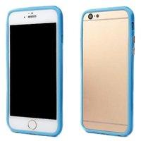 """Голубой пластиковый бампер для iPhone 6 (4.7"""")"""