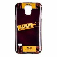 Силиконовый чехол Zilli для Samsung Galaxy S5 i9600 с рисунком желтый брелок