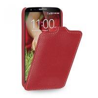Чехол книга ArtCase для LG G2 D820 красный