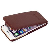 "Чехол флип Fashion Case для iPhone 6 / 6s (4.7"") коричневый"