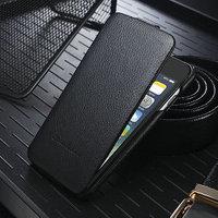 """Чехол флип Fashion Case для iPhone 6 / 6s (4.7"""") черный"""