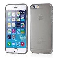 """Черный прозрачный силиконовый чехол для iPhone 6 Plus / 6s Plus (5.5"""")"""